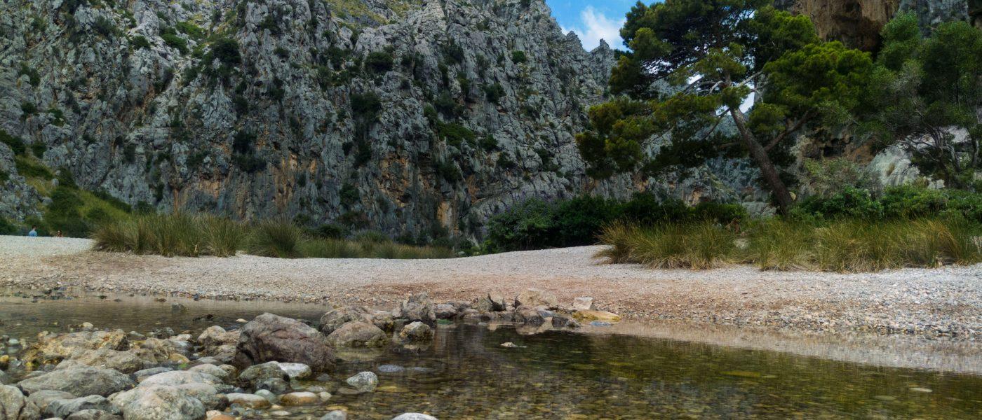 Ein schönes Panorama auf Mallorca